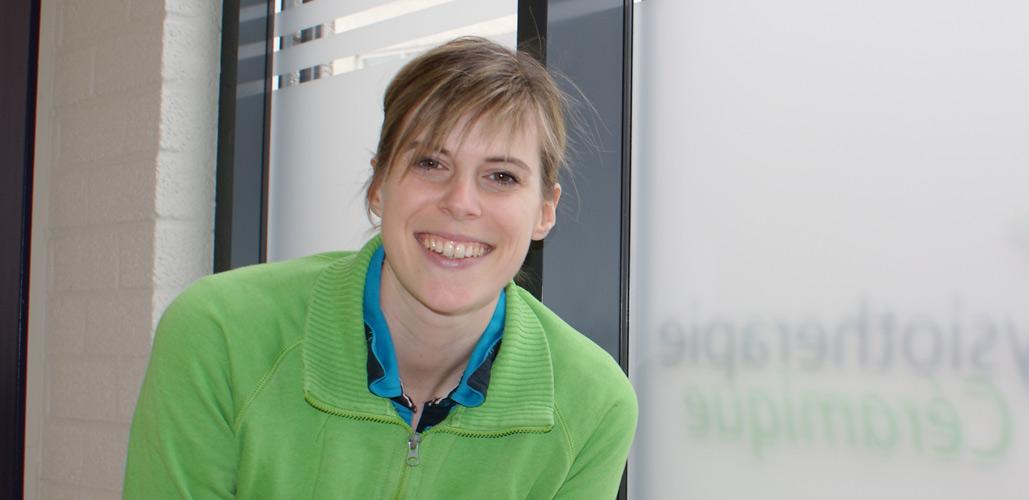 Irene Staar, Manuele Therapie, manueel therapeut, Fysiotherapie Ceramique
