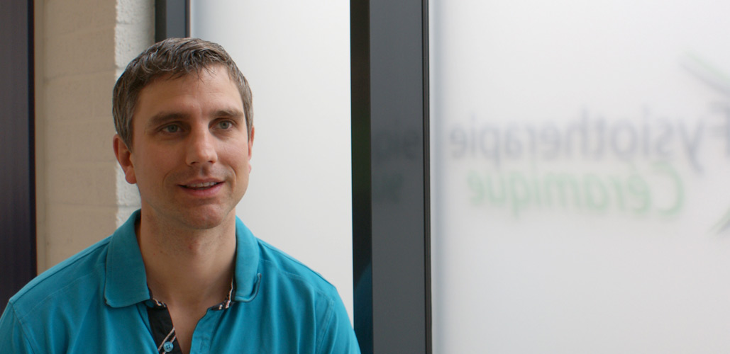 Martijn Baeten, Mulligan concept, Algemeen fysiotherapeut, Fysiotherapie Ceramique