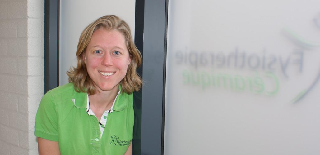Monika Baeten, Mulligan Concept, echografie, Fysiotherapie Cermaique