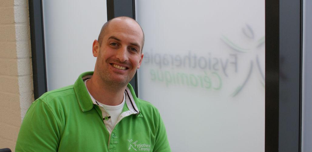 Frank Theeuwen, Sport, Algemeen, Fysiotherapeut, Personal Training, Fysiotherapie Ceramique